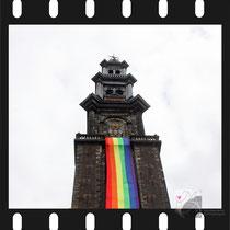 282 Amsterdam Canal Pride 2019 v.a de NH Radio Pride boot 26