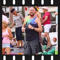 226- Canal Pride 2018  ©Marja Roele-Aertsen   Contact : +31 6 26952602