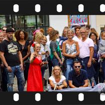141 Amsterdam Canal Pride 2019 v.a de NH Radio Pride boot 26