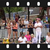 106 Amsterdam Canal Pride 2019 v.a de NH Radio Pride boot 26