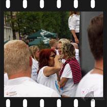 293 Amsterdam Canal Pride 2019 v.a de NH Radio Pride boot 26