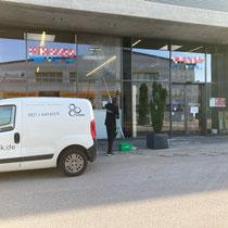 Star.K Dienstleistungen - Gebäudereinigung Augsburg | Reinigungsunternehmen Augsburg & München Fensterreinigung Glasreinigung Augsburg Kosten Fensterreinigung