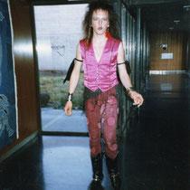 Backstage Aula Alpenquai 1989