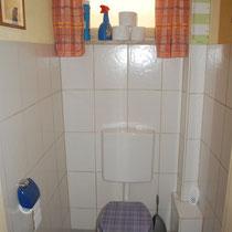 WC in einem extra Raum