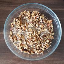 Granola-Mischung