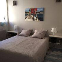 Chambre avec lit double 160x200