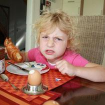 Keine Fotos am Frühstückstisch!!!