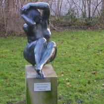 """""""Sinnende"""", Galerie im Grünen"""