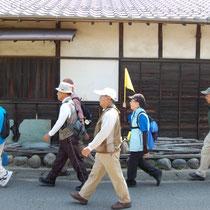 古民家が並ぶ界隈