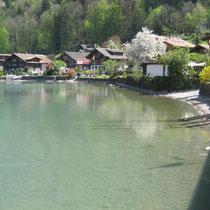 Seebucht Iseltwald