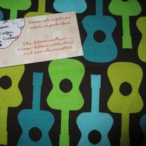 Guitares bleues 1