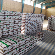 Pariz Nuts factory storage