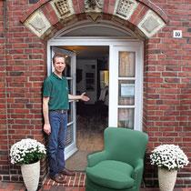 Andreas Dombrowski - Ihr Raumausstatter im Norden im Landkreis Cuxhaven.