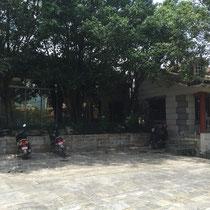 Auf dem Grundstück befinden sich sowohl ein Gästehaus, das nun als JAE-Zentrum genutzt werden soll, als auch ein Angestelltenhaus, das erst einmal nicht benötigt wird.