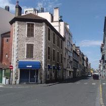 Habitat Participatif, Lespy, Pau, Vue de la rue