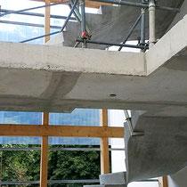 Habitat Participatif - Le COL - DOMAN - Billère - Cage d'escalier