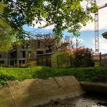 Habitat Participatif - Le COL - DOMAN - Billère - Lavoir