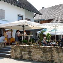 Am 4. und 5. August 2018 wurde in unserem Winzerhof in Ebringen gefeiert.