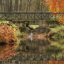 Brücke im Dülmener Park
