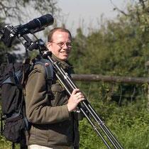 mit Guido T. im Wildwald Vosswinkel