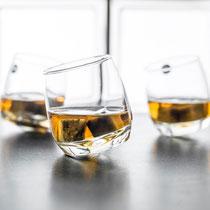 Whiskey-Gläser. Gläser. Schwenkgläser. Sagaform.