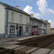 Gare de Noyelles-sur-Mer - Baie de Somme