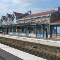 Gare d'Abbeville - Baie de Somme