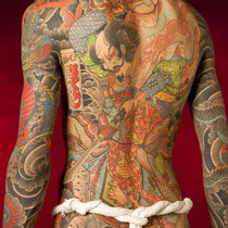 Histoire Du Tatouage Dans La Mafia Japonaise Les Yakuza Site De