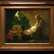 "Atala au tombeau ""les Funérailles d'Atala"" - Anne-Louis Girodet"