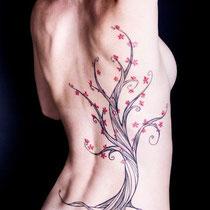 Fabien Batista tatouage