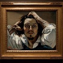 Le Désespéré -Gustave Courbet