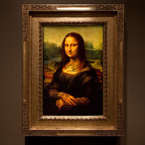 La Joconde - Léonard de Vinci