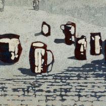 O.T., Öl auf Leinwand, 60 x 75 cm