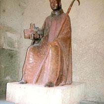 Abt/Bischof Oliba (Statue Ripoll)