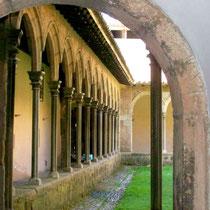 Kreuzgang Sant Joan de les Abadesses