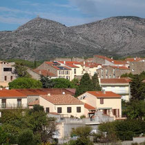 Ortschaft Cases de Pène