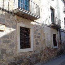 Haus der Familie Climent in Castelló