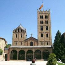 Ansicht Kloster Ripoll