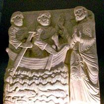 Meister von Cabestany: Berufung von Petrus und Andreas
