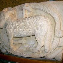 Meister von Cabestany: Lamm Gottes