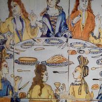 Man lebte nicht schlecht im Barcelona des 17. Jahrhunderts