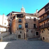 Albarrecín - Plaza Mayor