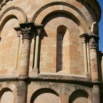 Absis Kirche Sant Joan de las Abadesses