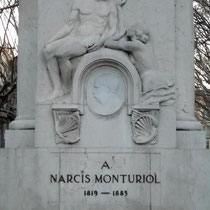 Denkmal Monturiol