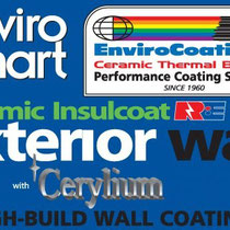 EnviroCoatings Ceramic InsulCoat Wall - Cool Wall