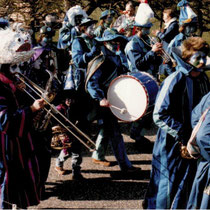 Umzug Fischingen 1988