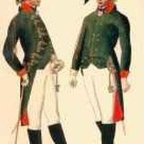 Feldjäger um 1800