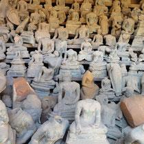 Buddha-Friedhof