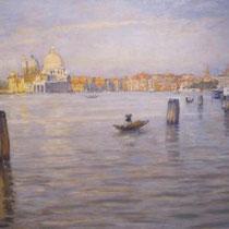 ANTON J. STORCH, Venedig, 1924, Öl auf Leinwand, 75x49,5cm