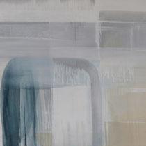 ULRICH PLIESCHNIG, Das Licht es bricht, Öl / Leinwand, 140x180cm, 2020